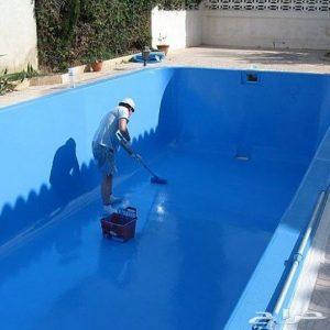 شركة تنظيف مسابح بالرياض-0536341330